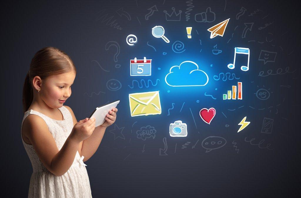 kindersicherung app